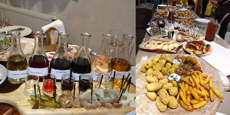 Ресторан-музей поліської кухні «Поліщук» запрошує